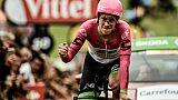 Tour de France: Craddock, premier à s'être élancé