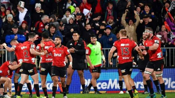 Les Crusaders attendent l'autre finaliste du Super Rugby