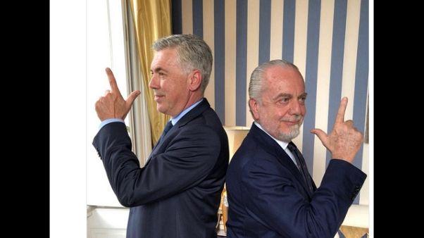 Ancelotti: Cavani? Non guardo altri club