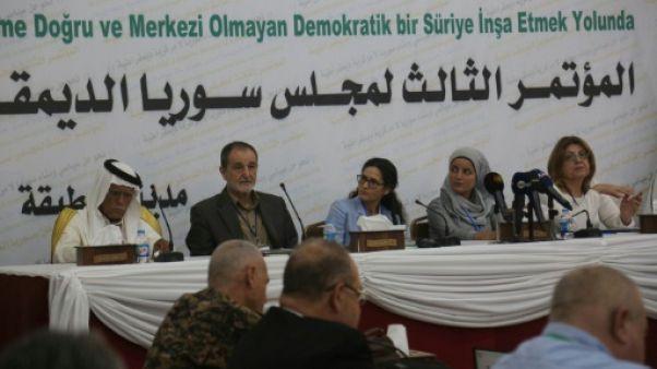 Les Kurdes syriens vont poursuivre le dialogue avec le régime