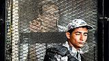 Egypte: plus grand nombre de condamnations à mort prononcé dans une seule affaire