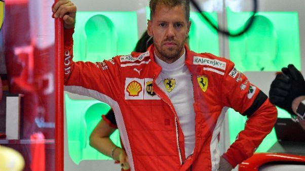 F1: Vettel, si può vincere ma...