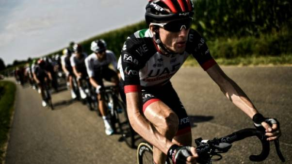 Tour de France: Dan Martin super-combatif de la course