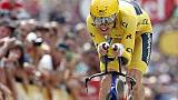 Cycling: Thomas poised to win Tour de France