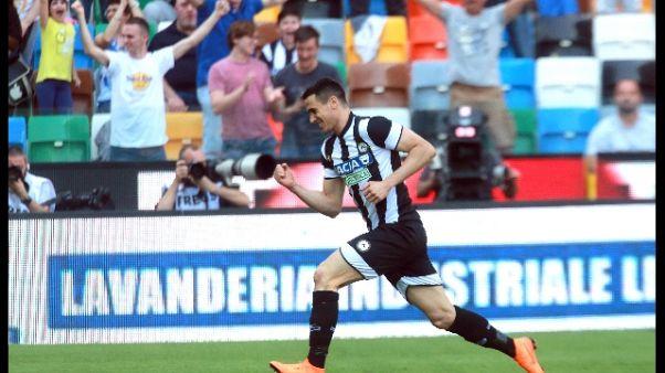 Amichevoli: Udinese-Leicester 2-1
