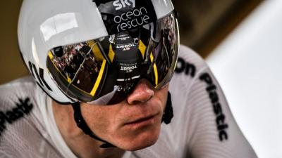 "Tour de France: l'ambiance négative autour de Sky ""source de motivation"" selon Froome"