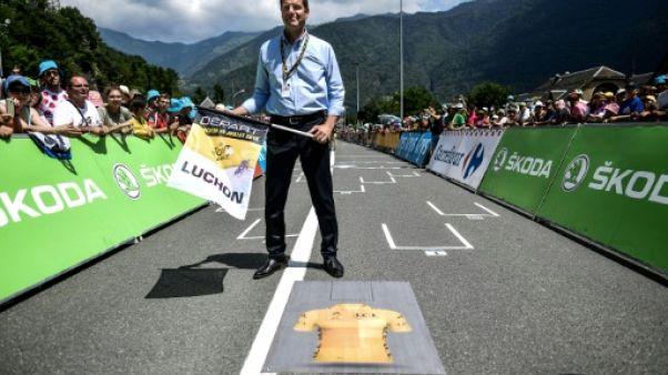 """Tour de France: pour Christian Prudhomme, """"le Tour a été rude"""""""
