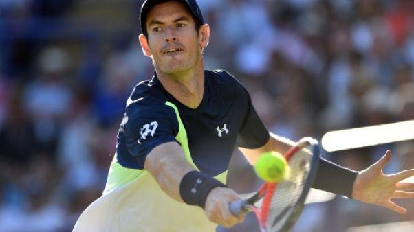 Tennis: Murray, qui fait son retour à Washington, veut tester son corps