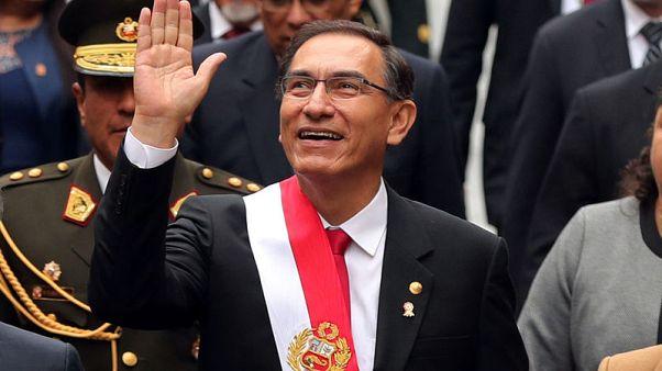 رئيس بيرو يقترح إجراء استفتاء على إصلاح سياسي وقضائي