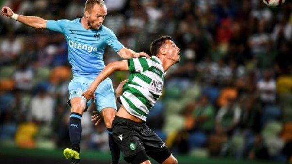 Amical: Marseille obtient un bon nul au Sporting