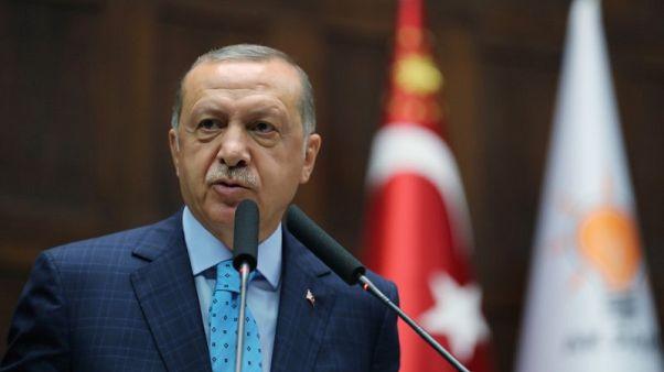 أردوغان: تركيا لن تتراجع في مواجهة العقوبات الأمريكية
