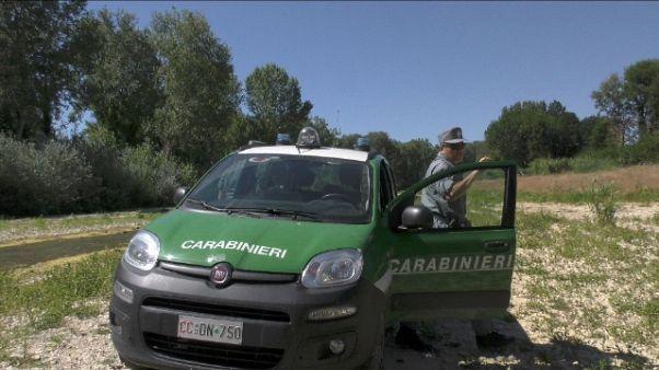 Salvati scout dispersi su monte Morrone