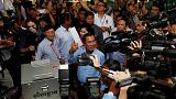 Voter turnout for Cambodia election 80.49 pct - election commission