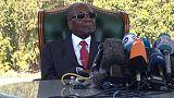 Huit mois après sa chute, mais que fait donc Robert Mugabe ?
