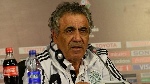 Calcio: Benzarti nuovo ct della Tunisia
