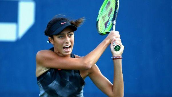 Tennis: la Serbe Danilovic remporte son premier titre WTA à Moscou