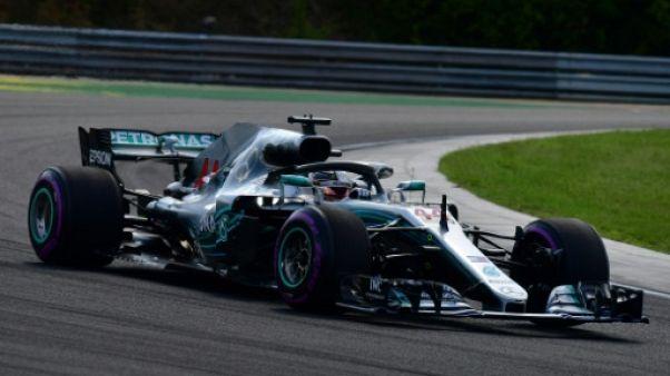 GP de Hongrie: Hamilton gagne et creuse l'écart