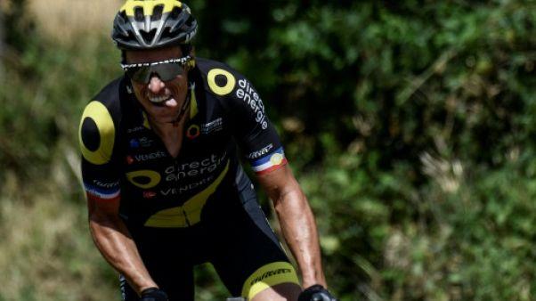 Tour de France: Chavanel confirme sa prochaine fin de carrière