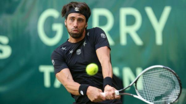 Tennis: premier succès pour  le Géorgien Nikoloz Basilashvili à Hambourg