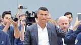 Juve: Ronaldo atteso a Torino