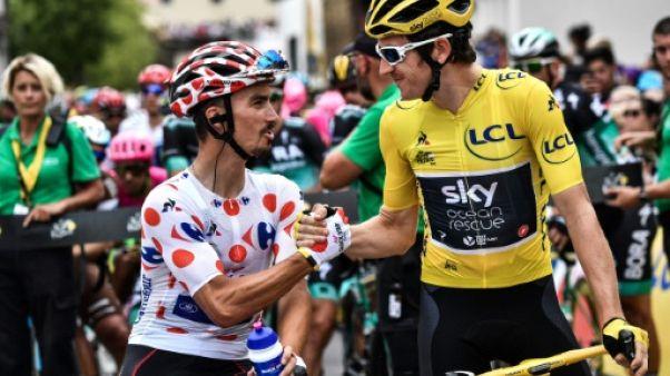 Tour de France: les dix héros du Tour 2018