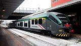 Persona uccisa da treno nel milanese