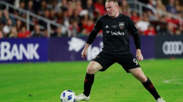 MLS: Rooney marque son premier but avec DC United, puis se casse le nez