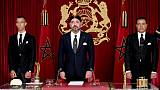 """Maroc: le roi appelle son gouvernement à des mesures sociales """"d'urgence"""""""