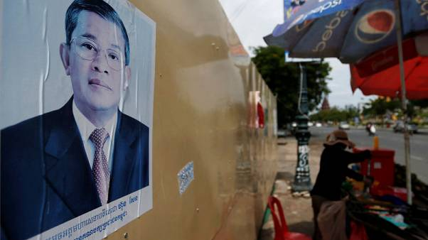 Cambodia dismisses poll criticism, opposition laments 'death of democracy'