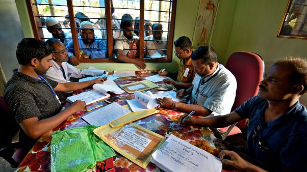India leaves 4 million off Assam citizens' list, triggers fear