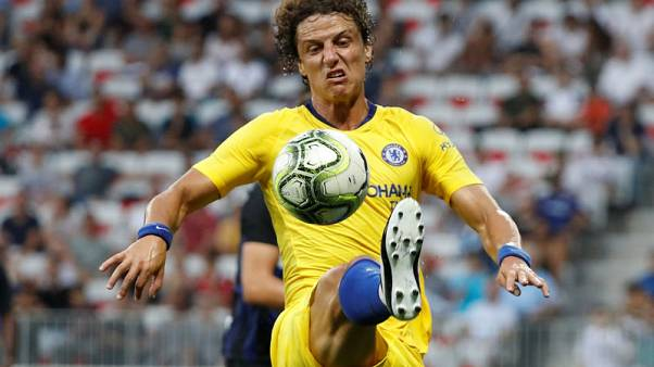 Luiz aiming to stay at Chelsea and flourish under Sarri