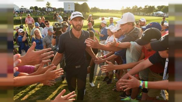 Golf: le N.1 mondial Dustin Johnson magistral au  Canadian Open