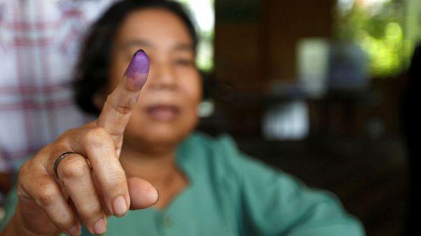 الحزب الحاكم في كمبوديا يعلن فوزه بجميع مقاعد البرلمان
