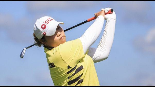 Ariya Jutanugarn vince Scottish Open