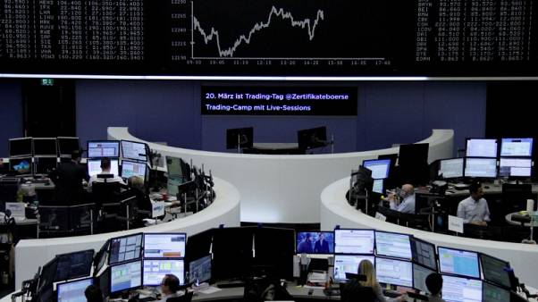 Earnings disappointments, tech weakness dent European stocks