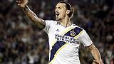 Ibrahimovic scatenato, tripletta in Mls