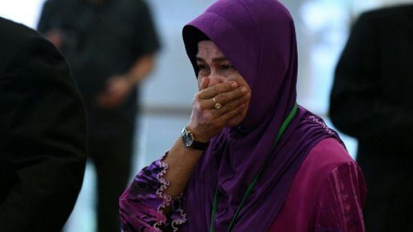 Vol MH370: colère de proches de victimes après un rapport jugé décevant