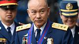 Philippine police vow 'surgical and chilling' war on drugs, crime
