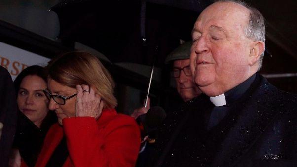 Papa accetta rinuncia vescovo Adelaide