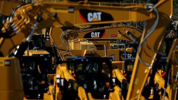 Caterpillar raises 2018 profit outlook after beating quarterly estimates