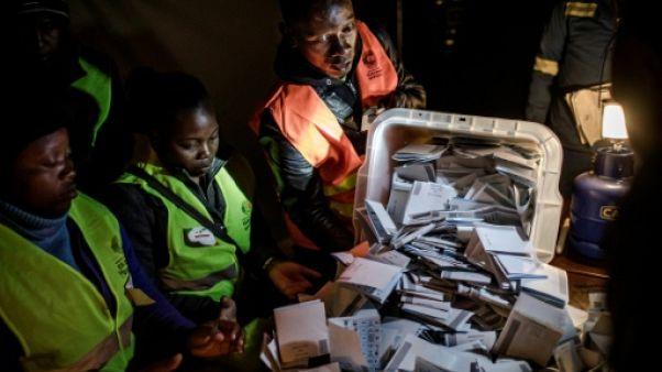 Au Zimbabwe, les électeurs se sont mobilisés pour les premières élections post-Mugabe