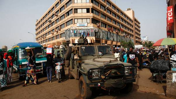 Violence disrupted vote in a fifth of Malian polling stations - government