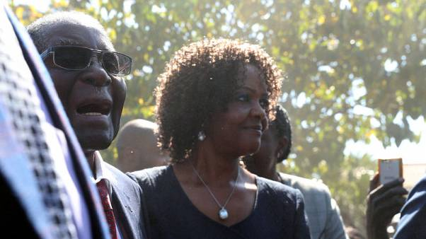 South African court overturns immunity for Grace Mugabe in assault case