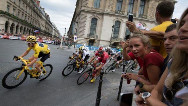 Le Tour de France moins suivi cette année sur France Télévisions