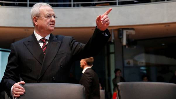 German prosecutors investigate VW ex-CEO's financial transfers