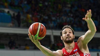 Basket: Villeurbanne recrute le pivot croate Miro Bilan