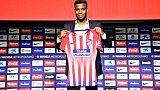 """Espagne: Lemar veut """"gagner la Ligue des champions"""" avec l'Atlético"""