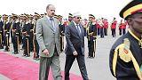 الصومال وإريتريا يقيمان علاقات دبلوماسية