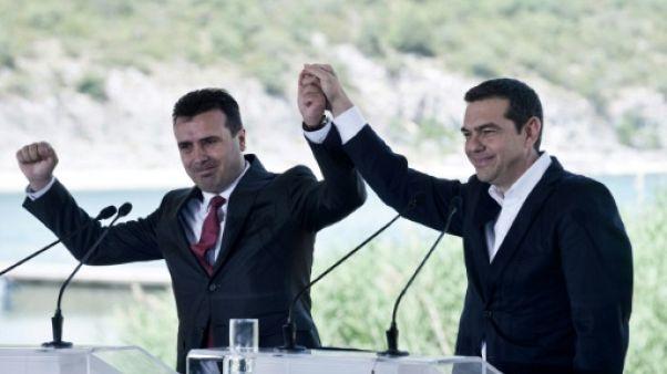 Macédoine: référendum sur le nom du pays le 30 septembre