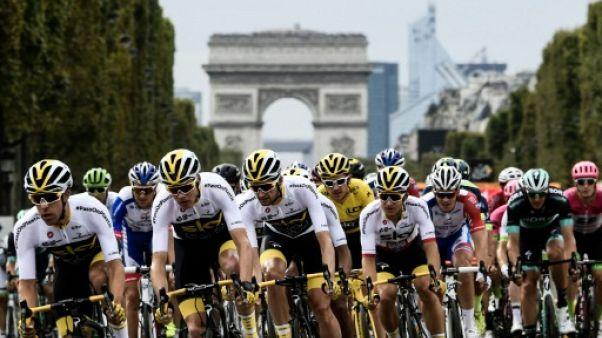 Tour de France: aucun cas de fraude technologique